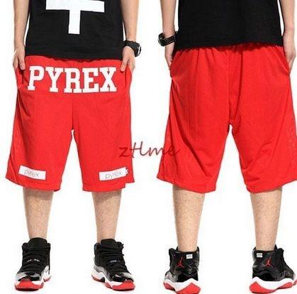Shorts Pyrex - Vermelho