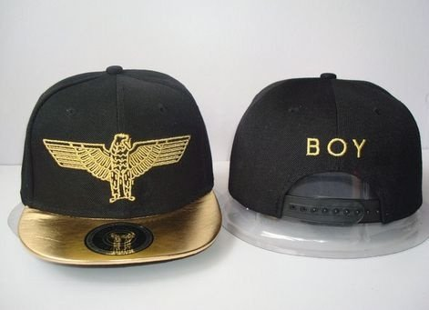 Boné Snapback BOY LONDON - Diversas cores