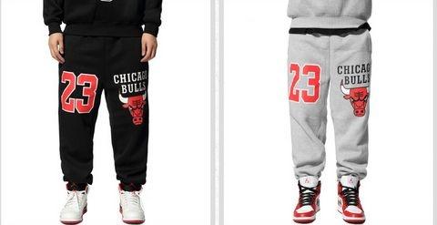 Calça Moletom Chicago Bulls - Unisex