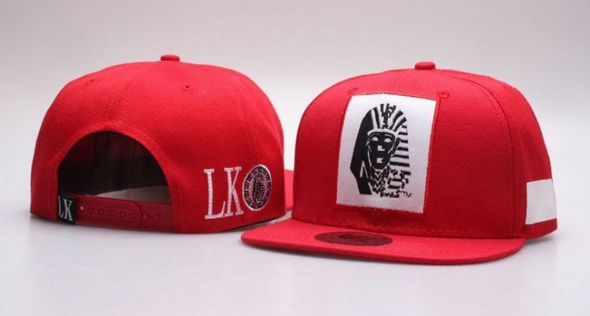 Boné Last Kings - Simple Logo (Vermelho)