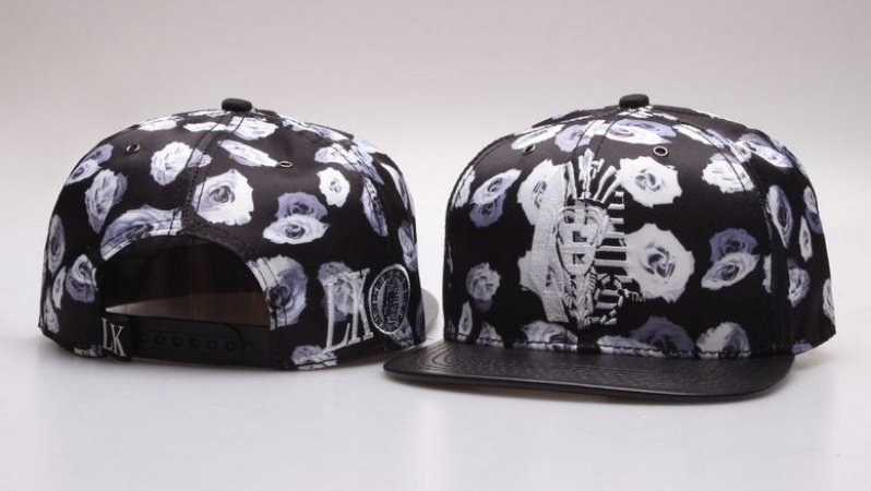 Boné Last Kings - Flowers Black 2,0