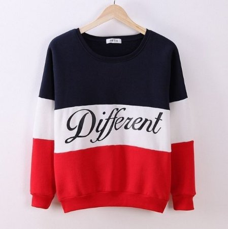Moletom Sem Capuz - Different ( Diversas Cores )