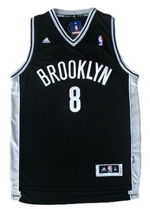 Regata - Brooklyn NETS NBA Adidas Basquete