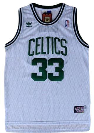 Regata - Boston Celtics NBA Adidas Basquete BRANCA