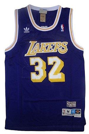 Regata - LOS ANGELES LAKERS NBA Adidas Basquete