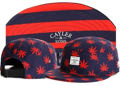 Boné Cayler & Sons - PANEL WEED