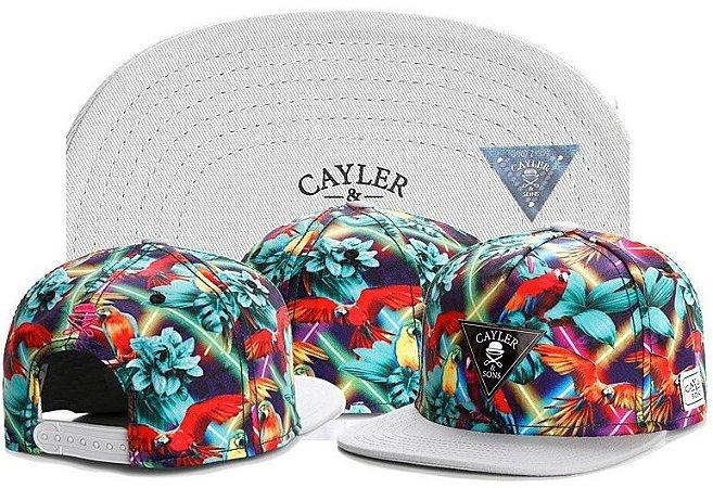 Boné Laser Cayler & Sons - Snapback