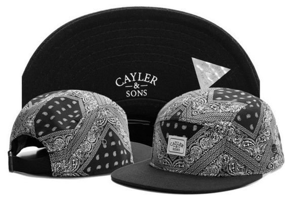 Cayler & Sons BANDANA - 5 PANEL