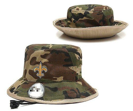 Bucket New Orleans Saints New Era Camo