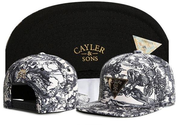Boné Cayler & Sons - GR ART