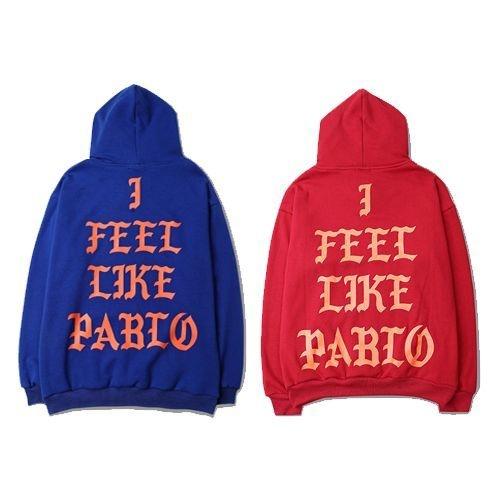 Moletom - I Feel like Pablo