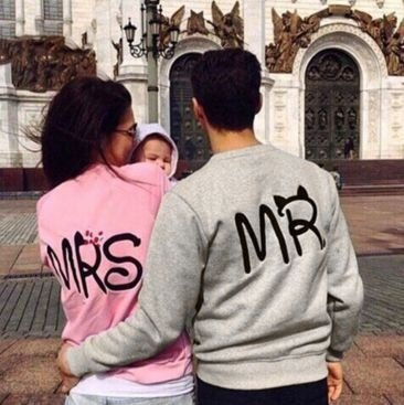 Conjunto Moletom Casal - MR & MRS