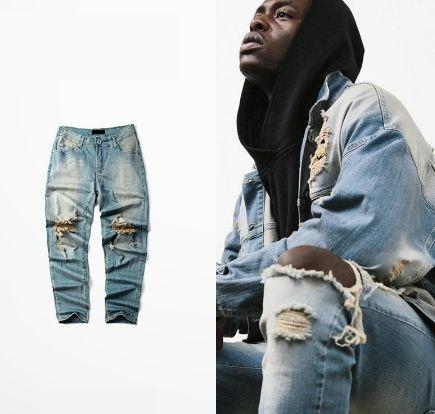 Calça Jeans Classic - Masculina