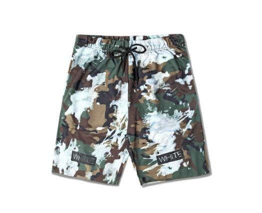 Shorts WHITE Camuflado - Edição Limitada