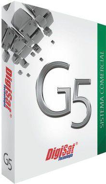 Sistema Comercial Digisat G5