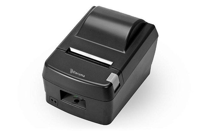 IMPRESSORA TÉRMICA DR800L GUILHOTINA/USB/SER