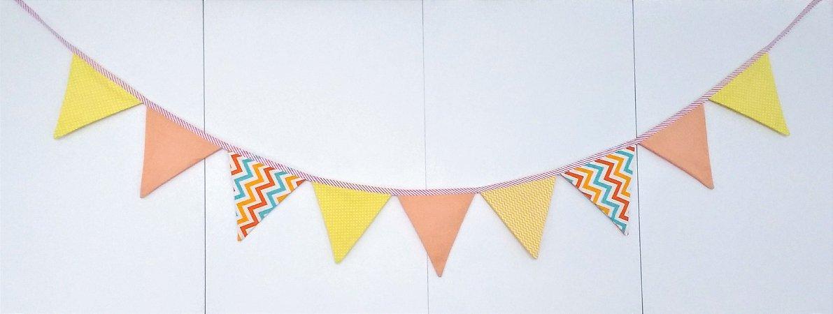 Bandeirolas Amarelas