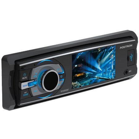 DVD Player Automotivo Positron SP4330BT c/ Tela 3