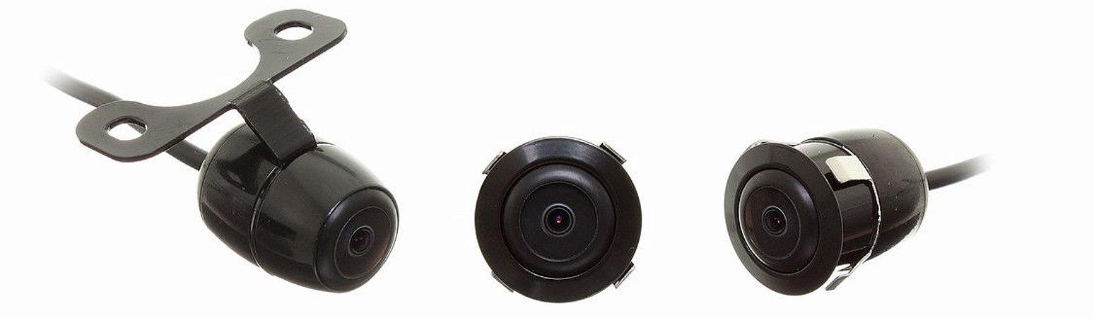 Câmera de Ré Modelo Borboleta de 16,5mm