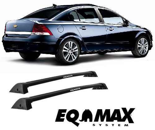 Rack Eqmax New Wave Vectra Sedan 06 11 Preto