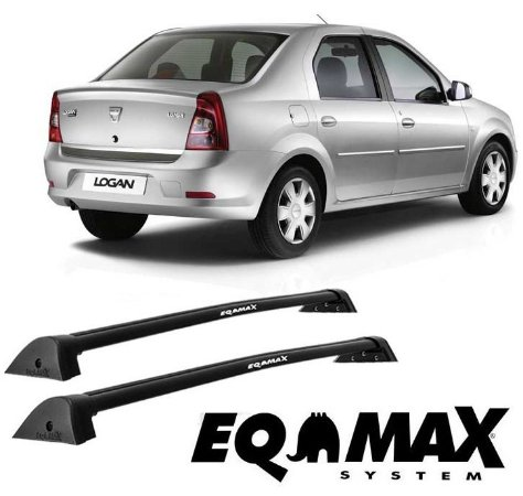 Rack Eqmax New Wave Logan 08 13 Preto