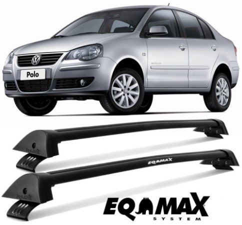Rack Eqmax Polo Sedan 4P 03 14 Preto