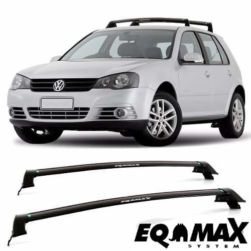 Rack Eqmax New Wave Golf 4 Portas 1999 a 2013 Preto