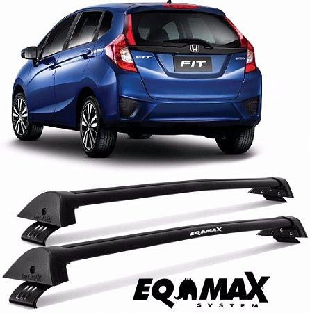 Rack Eqmax New Fit 15 16 Preto