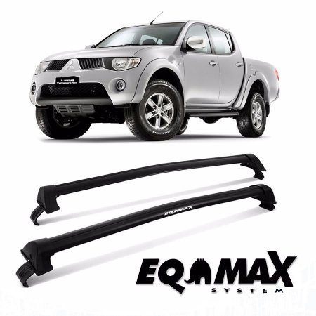 Rack Eqmax New Wave L200 Triton 2013 a 2015 Preto