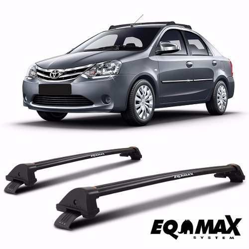 Rack Eqmax New Wave Toyota Etios Sedan 14 16 Preto