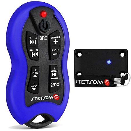 Controle Longa Distância Stetsom SX2 500 Metros Azul 16F