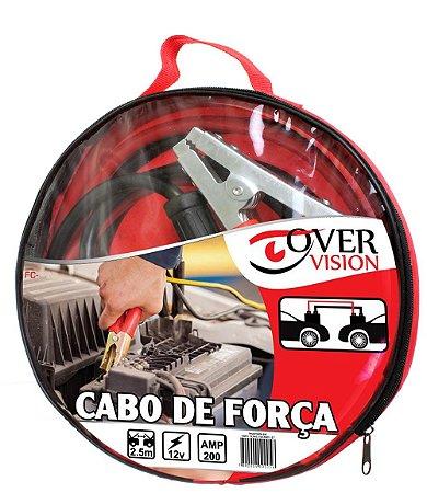 Cabo Transferência de Força Automotivo 200A Bitola 8.5mm
