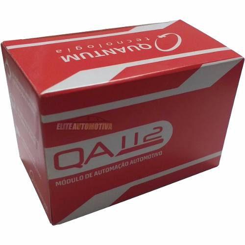 Modulo P Subir Vidros Eletricos QA112 Quantum Carros 2 Ou 4