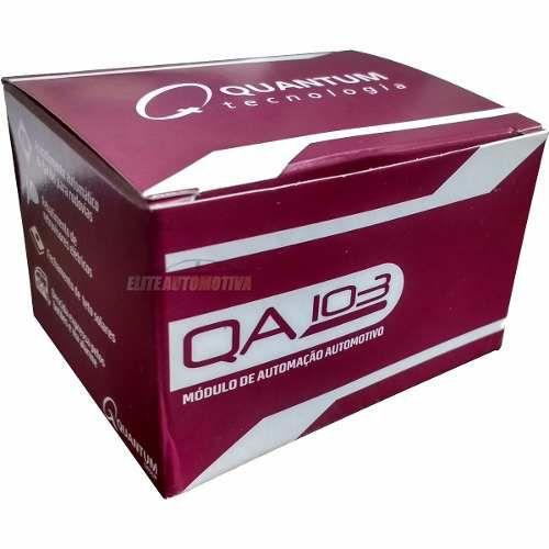 Módulo Quantum QA103 Rebatimento Retrovisor Vidro Teto Solar