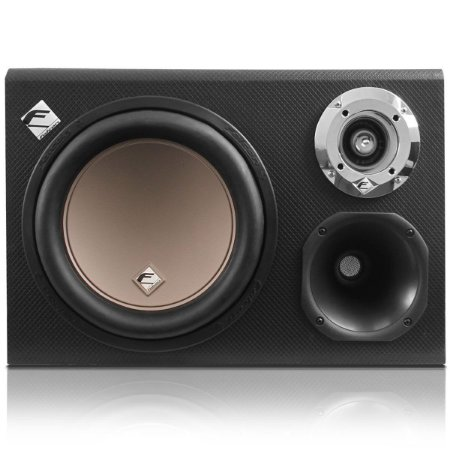 Caixa Dutada Falcon 12 Trio 350W RMS Total CX12TN