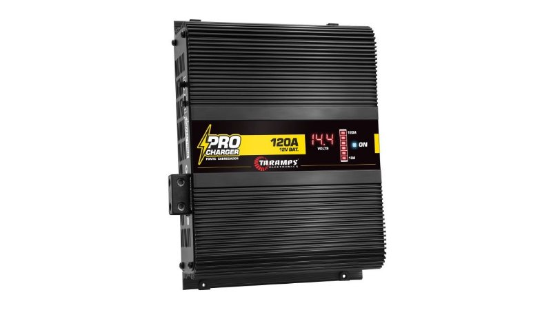 Fonte Automotiva Taramps 120A ProCharger 1700W