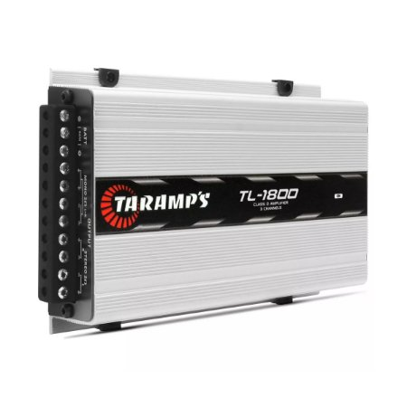 Módulo Amplificador Taramps TL 1800 530W RMS 2 Ohms 3 Canais
