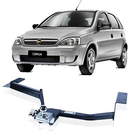 Engate Reboque Corsa Hatch S/ Gancho 1.4 05/11 Não Fura