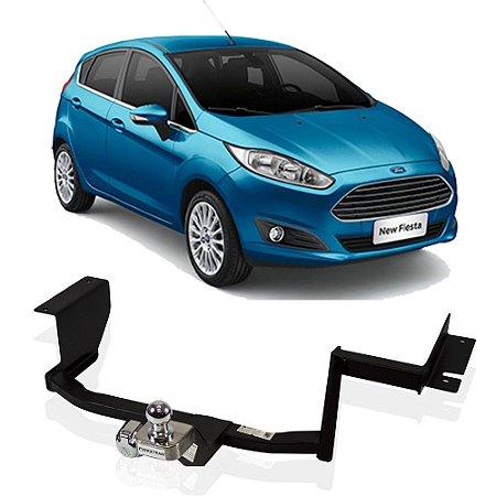 Engate Reboque New Fiesta Hatch 14/16 Não Fura