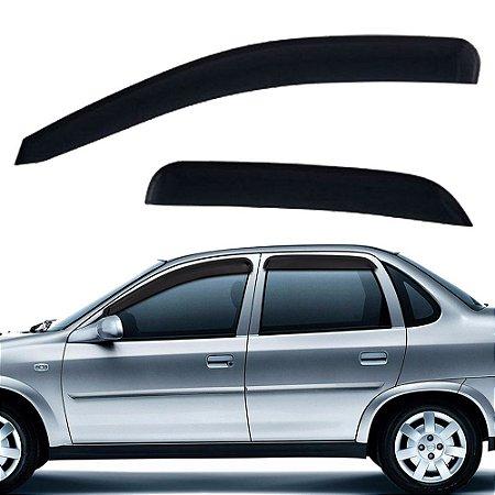 Calha TG Poli Corsa Hatch/Wagon/Sedan/Classic 94/16 04P