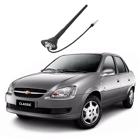 Antena Teto Traseira 76° GM - Haste Mega Flex
