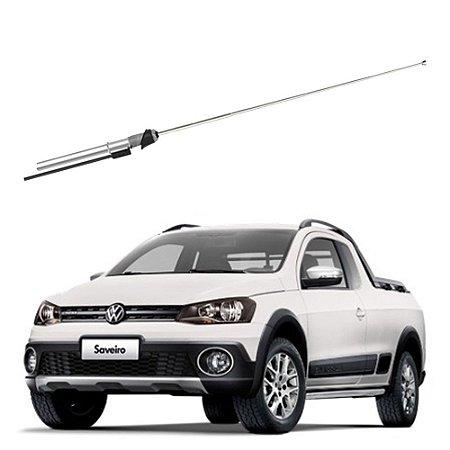 Antena Telescópica 4 Estágios VW Cromada