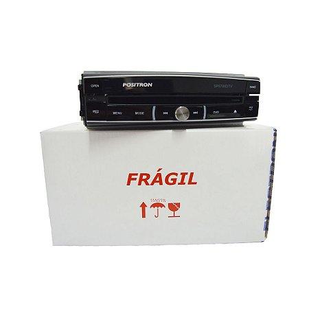 Dvd Player Auto Positron SP6700 7 Touch TV - Remanufaturado