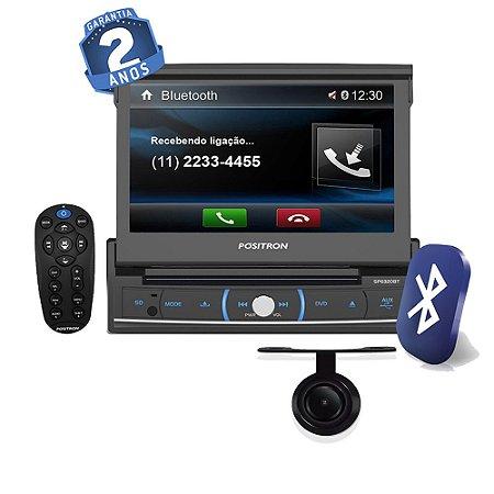 DVD Player Positron SP6320BT + Câmera de Ré Visão Noturna