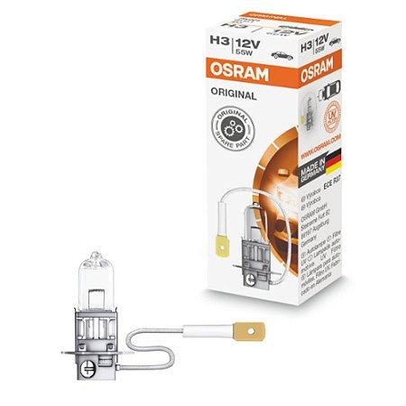 Lâmpada Osram H3 12V 55W STD