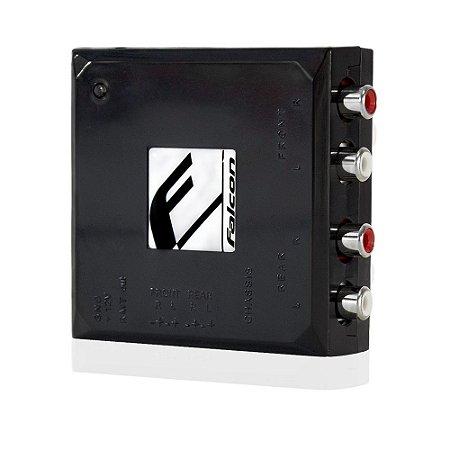 Conversor Falcon Fio Para RCA 4 Canais