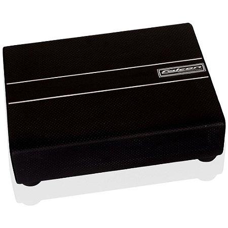 Caixa Selada Falcon Ultra Slim 8 Polegadas 200W Invertida