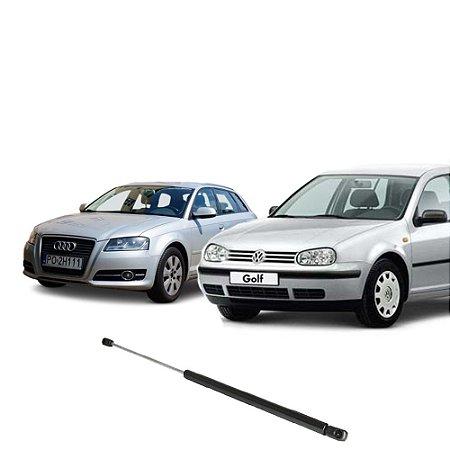 Amortecedor de Porta Mala Golf e Audi A3 1999 A 2006