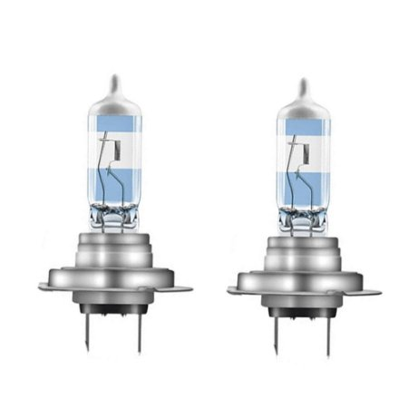 Par Lâmpada Osram H7 12V 55W Night Breaker Plus