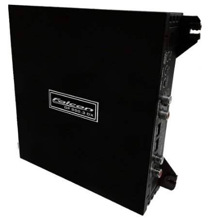 Módulo Amplificador Falcon DF900.3DXC 3 Canais 900WRMS 2OHMS